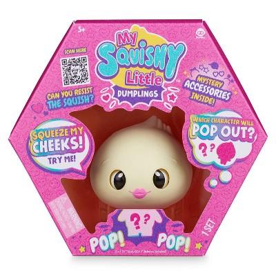 My Squishy Little Dumplings - Dee - Pink - by WowWee