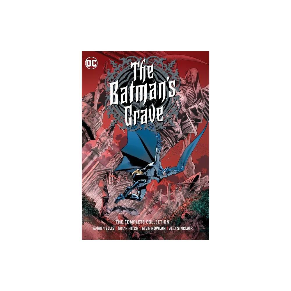 The Batman S Grave The Complete Collection By Warren Ellis Hardcover