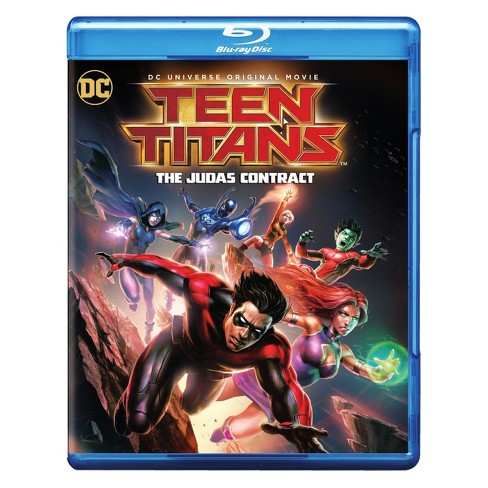 Teen Titans: The Judas Contract (Blu-ray + DVD + Digital) - image 1 of 1