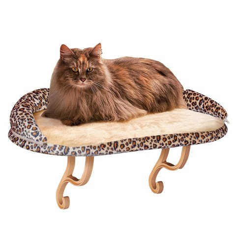 K&H Pet Products Kitty Sill Deluxe with Bolster - image 1 of 1