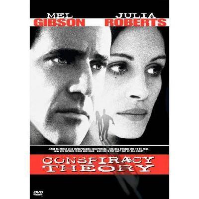 Conspiracy Theory (DVD)(1997)