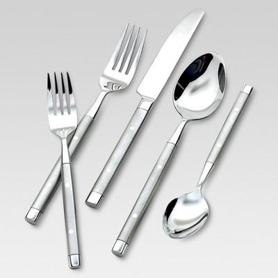 Hampton Forge Shangri-La Stainless Steel 20pc Silverware Set