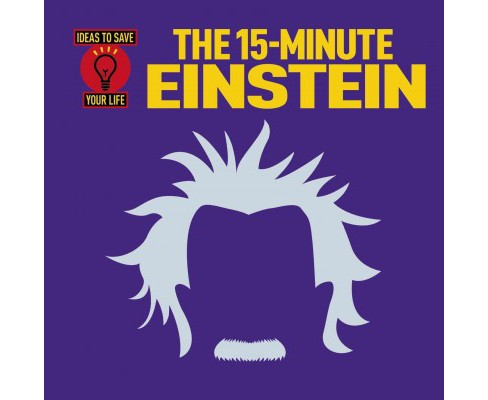 15-Minute Einstein (Paperback) (Robert Snedden) - image 1 of 1