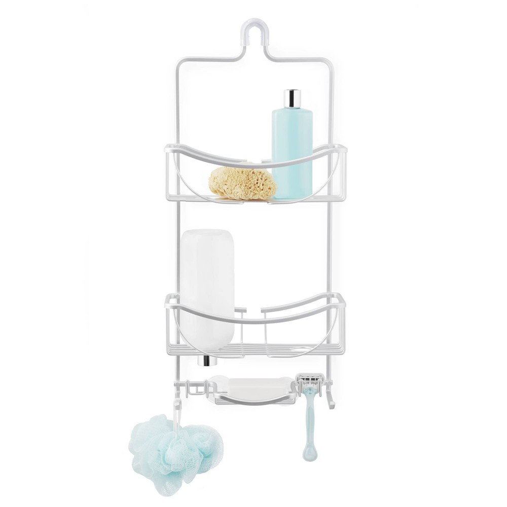 3 Tier Venus Shower Caddy Aluminum Better Living Products