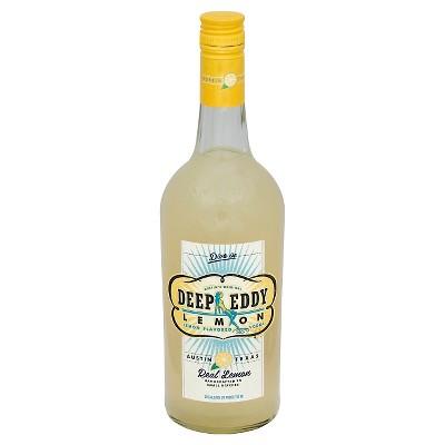 Deep Eddy Lemonade Vodka - 750ml Bottle