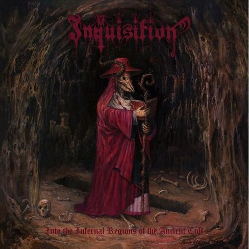 Inquisition - Into the infernal regions of the anci (Vinyl) - image 1 of 1