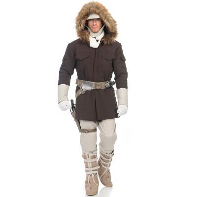 Star Wars Prestige Hoth Han Solo Adult Costume