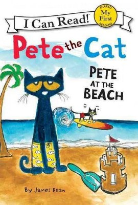 Pete at the Beach (Paperback)by James Dean