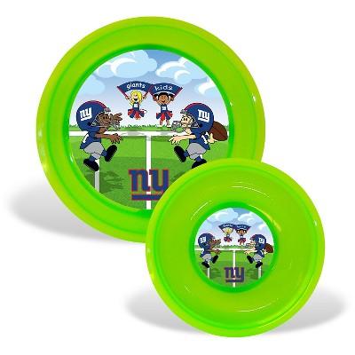 New York Giants Baby Fanatic Plate & Bowl Set