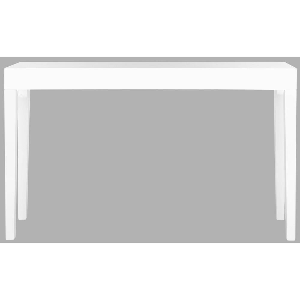 Kayson Console Table - White - Safavieh