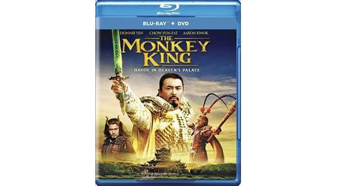 Monkey King:Havoc In Heaven's Palace (Blu-ray) - image 1 of 1