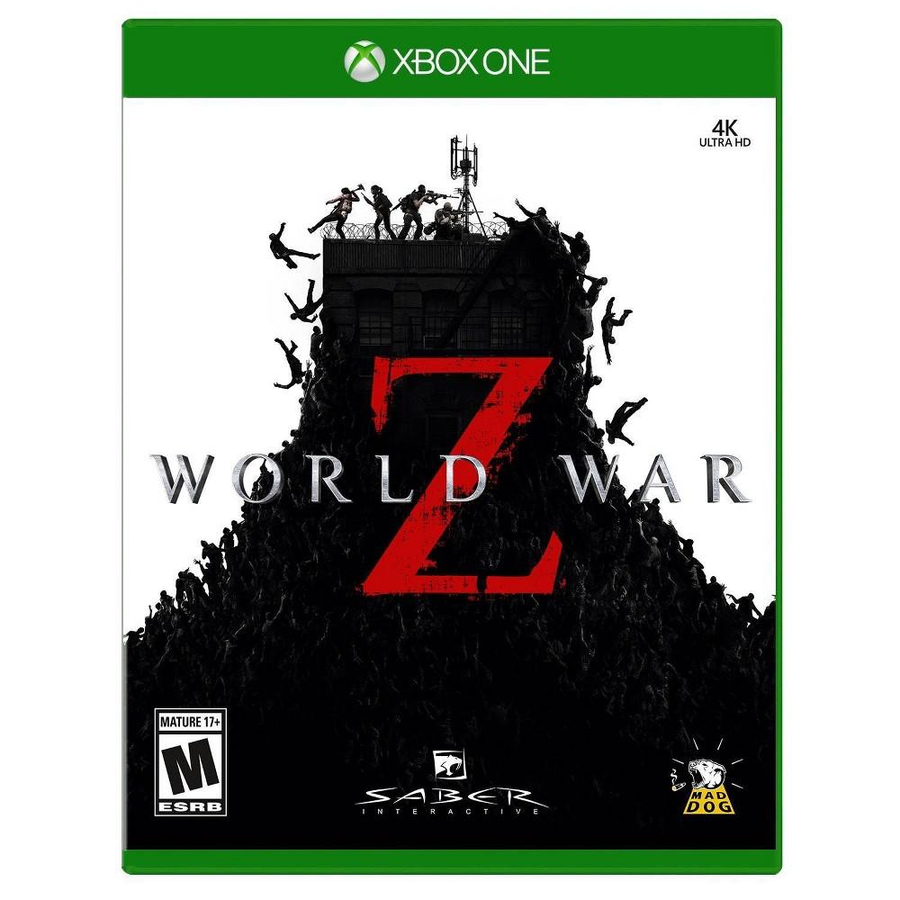 World War Z - Xbox One, Video Games World War Z - Xbox One, Video Games