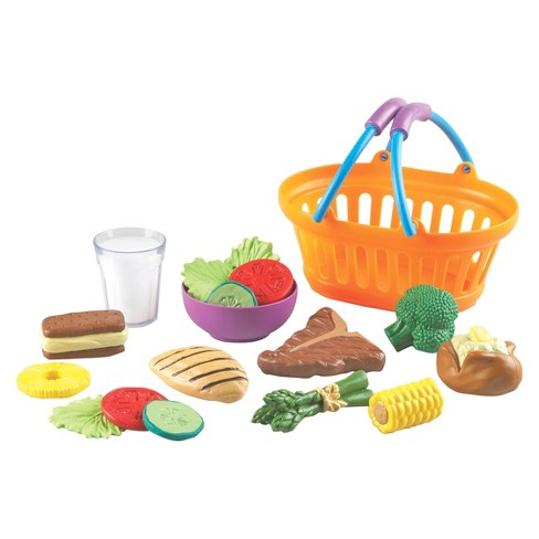 Learning Resources New Sprouts Dinner Basket - image 1 of 1