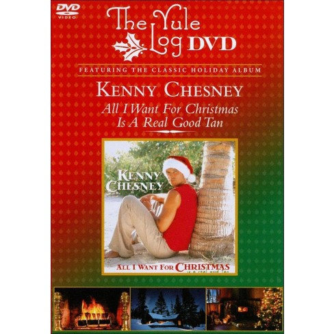 Kenny Chesney: All I Want for Christmas (DVD) - image 1 of 1