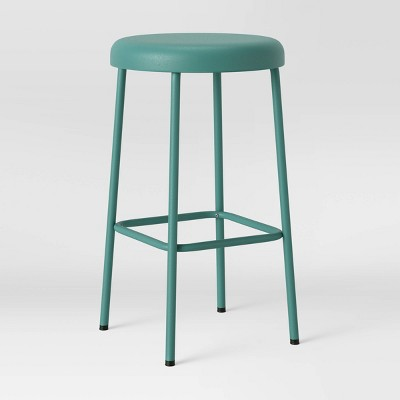 Basic Metal Counter Height Barstool - Room Essentials™