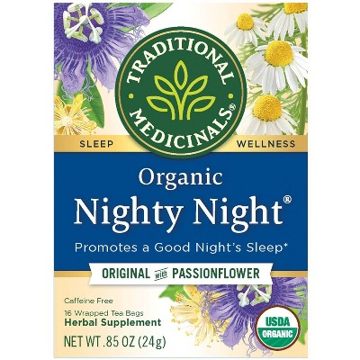 Nighty Night Tea Bags-From Traditional Medicinals - 16ct