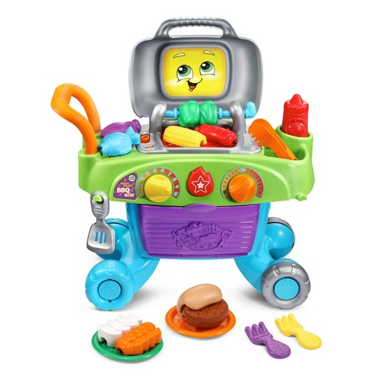 LeapFrog Smart Sizzlin' BBQ Grill image number null