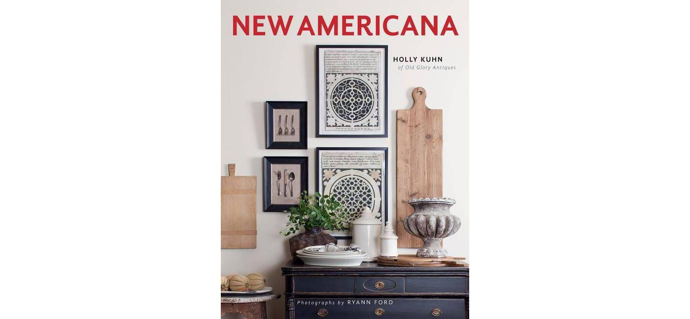 New Americana - by  Holly Kuhn (Hardcover) - image 1 of 2
