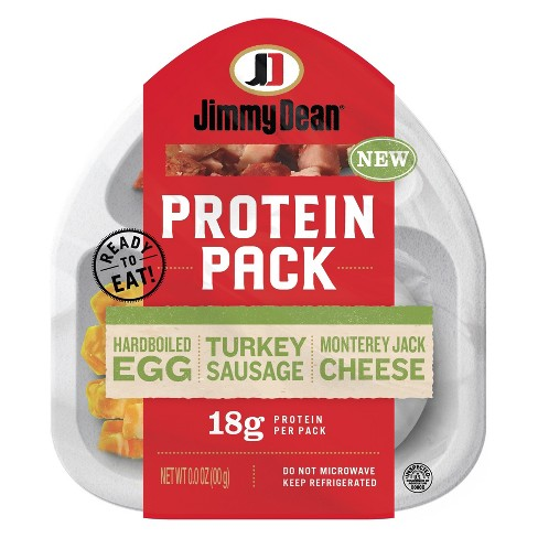 Jimmy Dean Protein Pack Turkey - 3.0oz - image 1 of 2