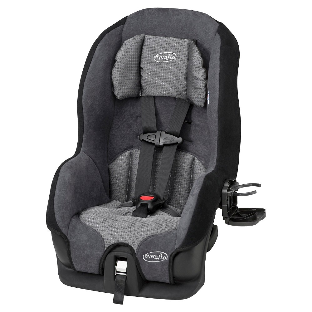 Evenflo Tribute LX Convertible Car Seat -Saturn, Gray