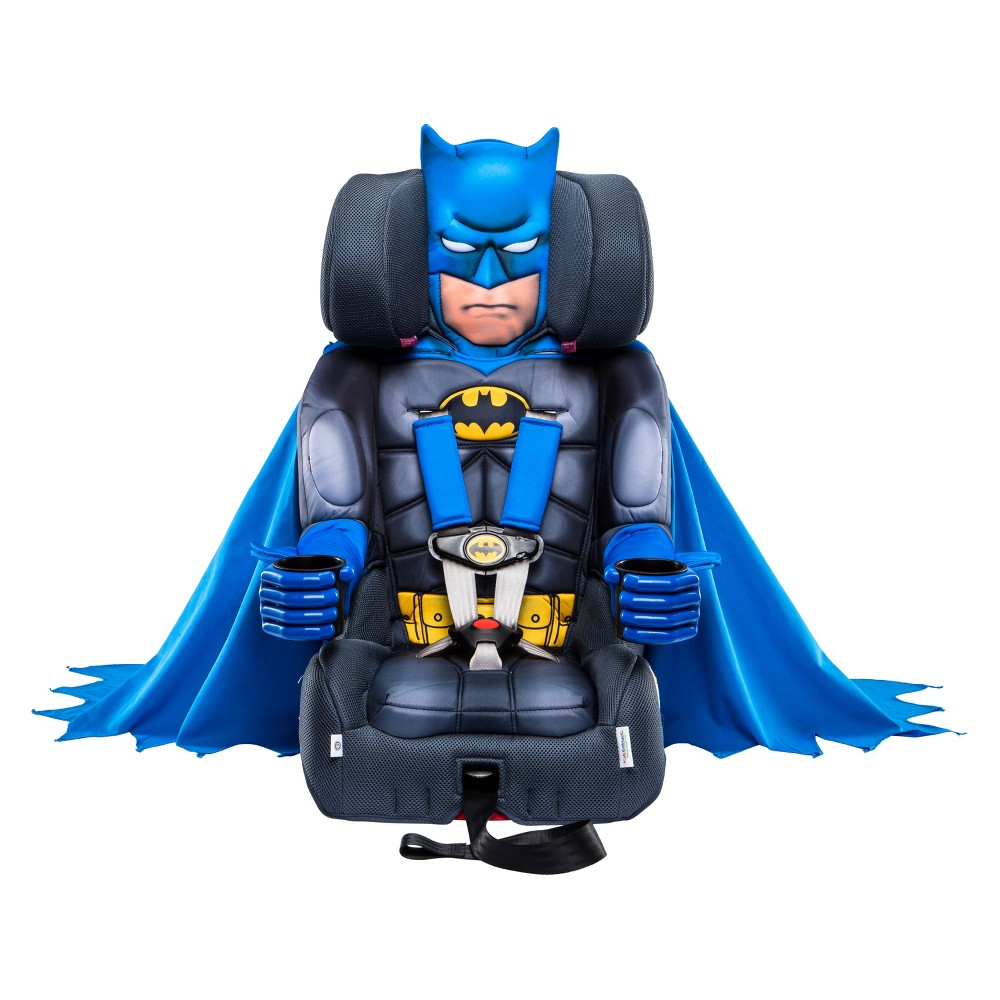 Image of KidsEmbrace DC Comics Batman Combination Booster Car Seat, Blue