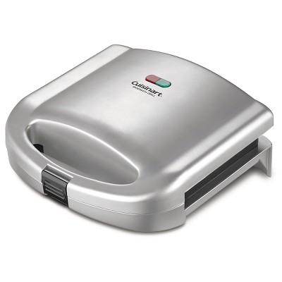 Cuisinart® Sandwich Grill -Stainless Steel Wm-Sw2N