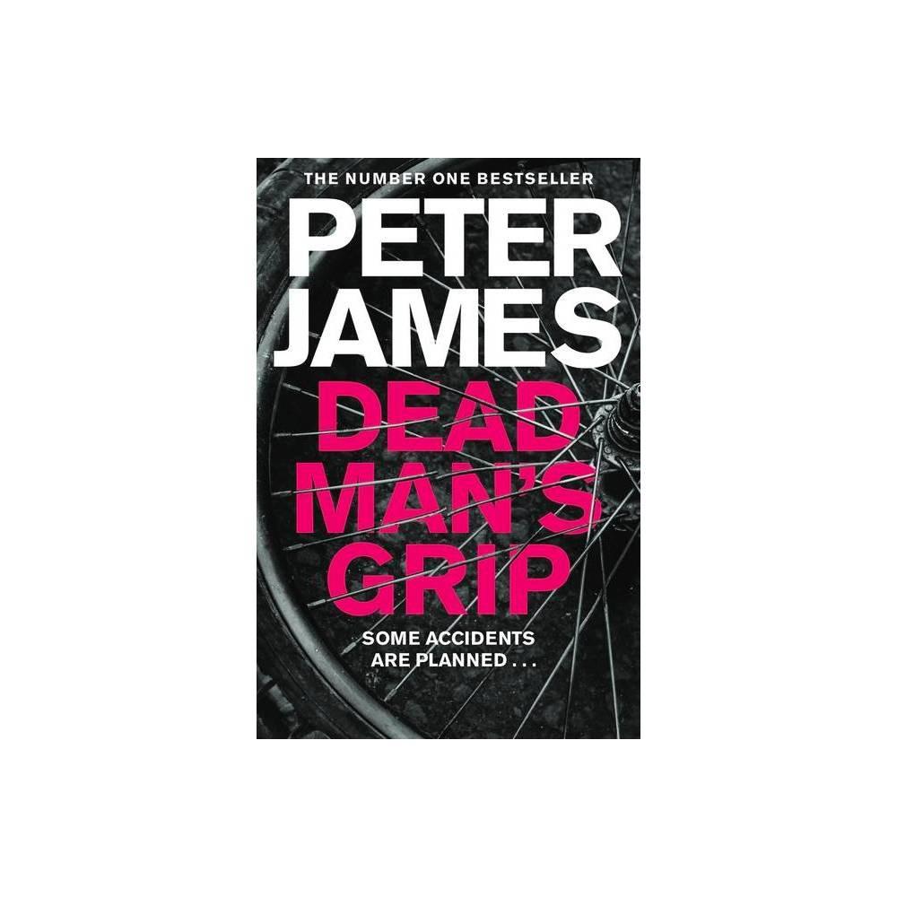 Dead Man S Grip 7 Roy Grace By Peter James Paperback