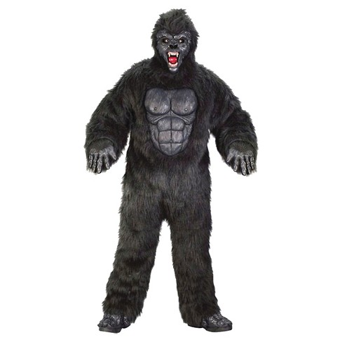 Men's Gorilla Costume XX-Large - image 1 of 1