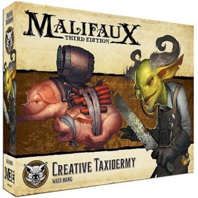 Creative Taxidermy Miniatures Box Set