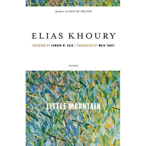 Little Mountain - by  Elias Khoury (Paperback) - image 1 of 1