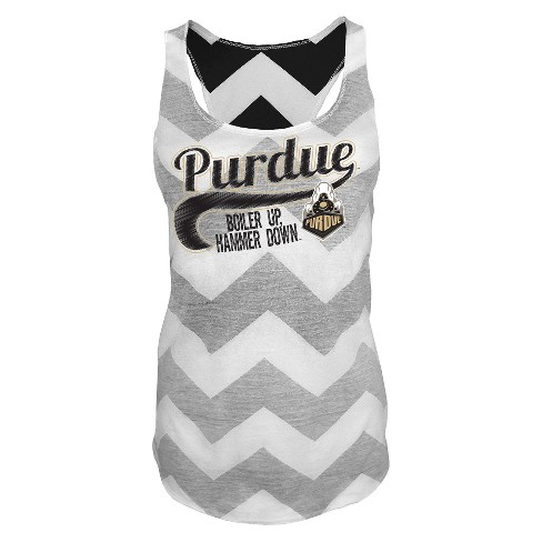 Purdue Boilermakers Women's Tank Top White - image 1 of 1