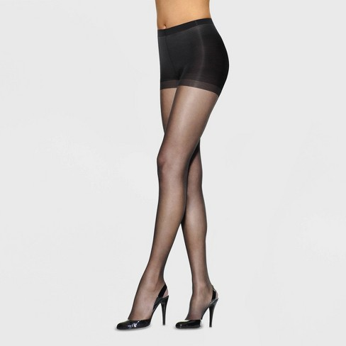 L'eggs Women's Silken Mist Ultra Sheer Run Resistant Pantyhose - image 1 of 2