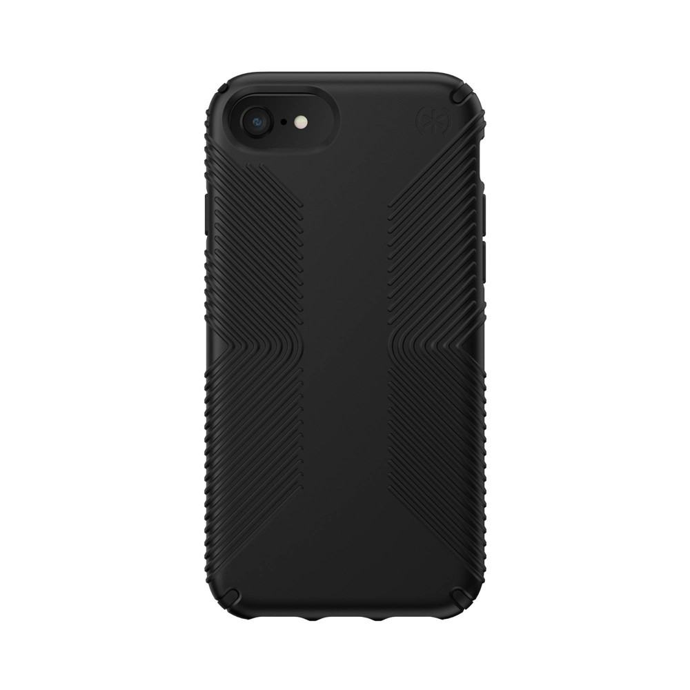 Speck Apple iPhone SE (2nd gen)/8/7/6s/6 Case Presidio Grip - Black was $39.99 now $19.99 (50.0% off)