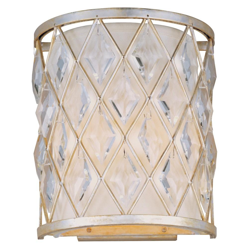 Image of Maxim Diamond 2-Light Wall Sconce