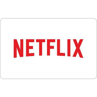 Netflix $30 (Email Delivery)