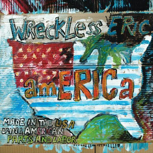 Wreckless eric - America (Vinyl) - image 1 of 1