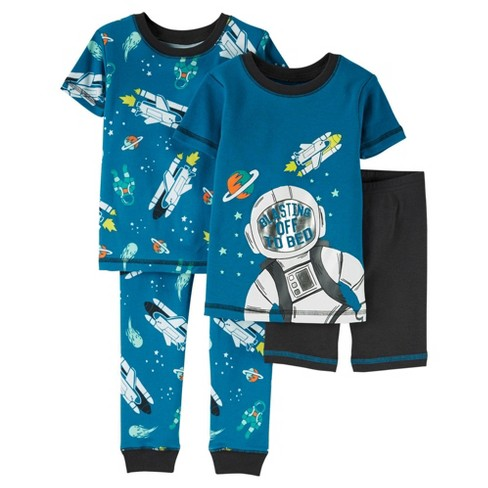 Just One You® made by carter's 5T Toddler Boys' Snug Fit 4pc Pajama Set - image 1 of 1