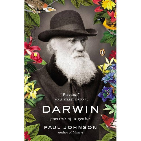 Darwin - by  Paul Johnson (Paperback) - image 1 of 1