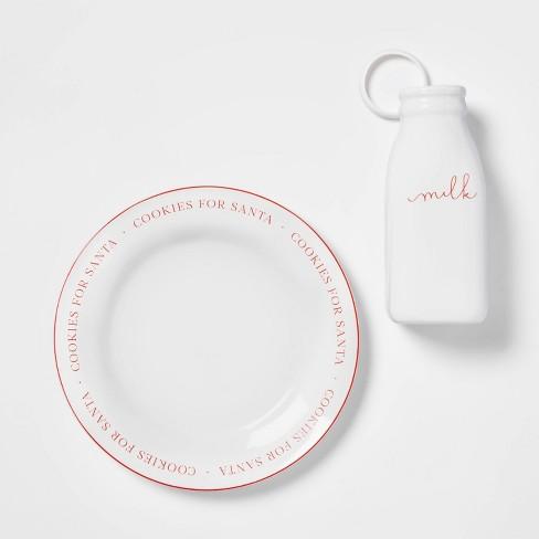 Milk & Cookies Stoneware Set - sugar paper™ - image 1 of 4