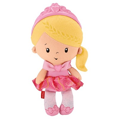 Fisher-Price Princess Mommy Princess Chime Doll