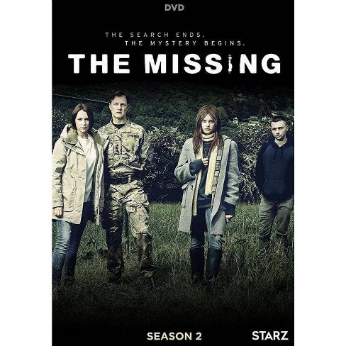 The Missing: The Complete Second Season (DVD) - image 1 of 1