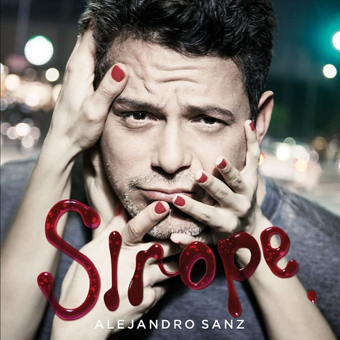 Alejandro Sanz - Sirope (CD) - image 1 of 1