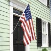 3' x 5' 4th of July American Flag with Pole - image 2 of 2
