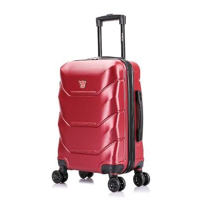 DUKAP Zonix 20'' Lightweight Hardside Spinner Suitcase