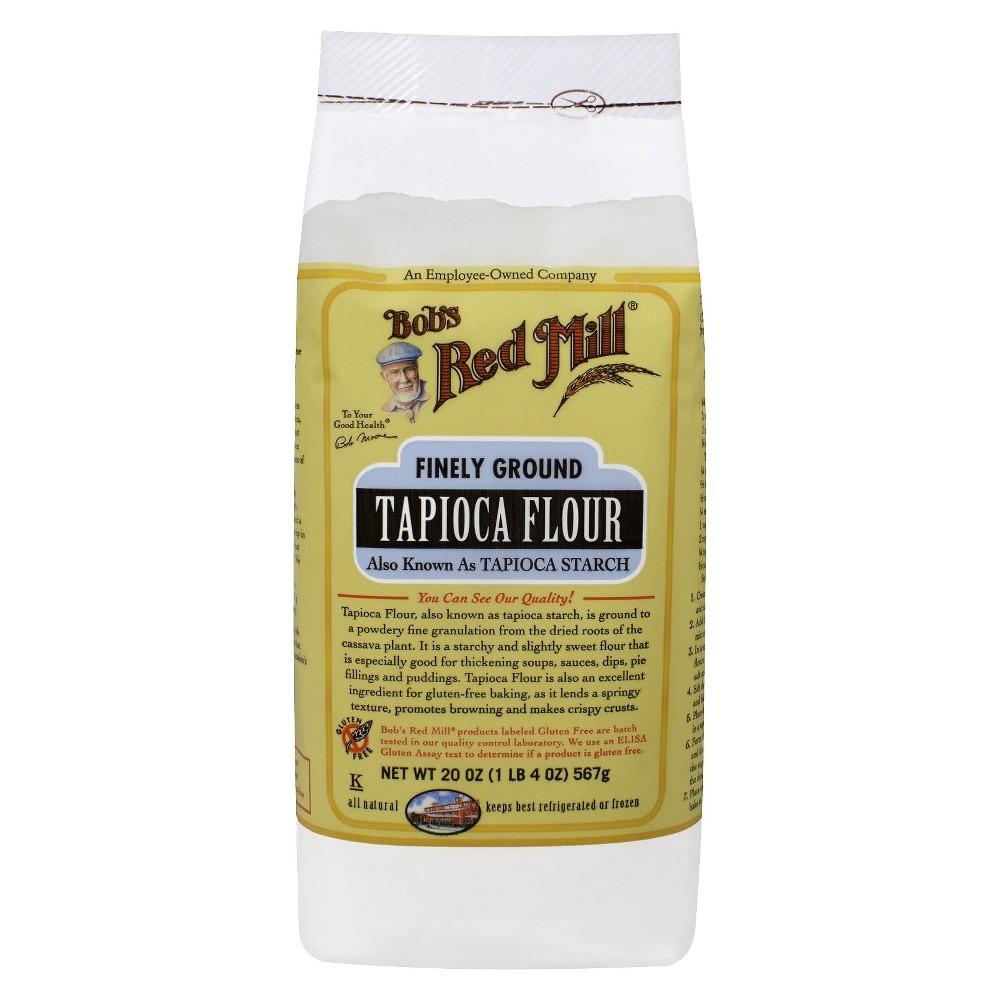 Bob's Red Mill Gluten Free Tapioca Flour - 20oz