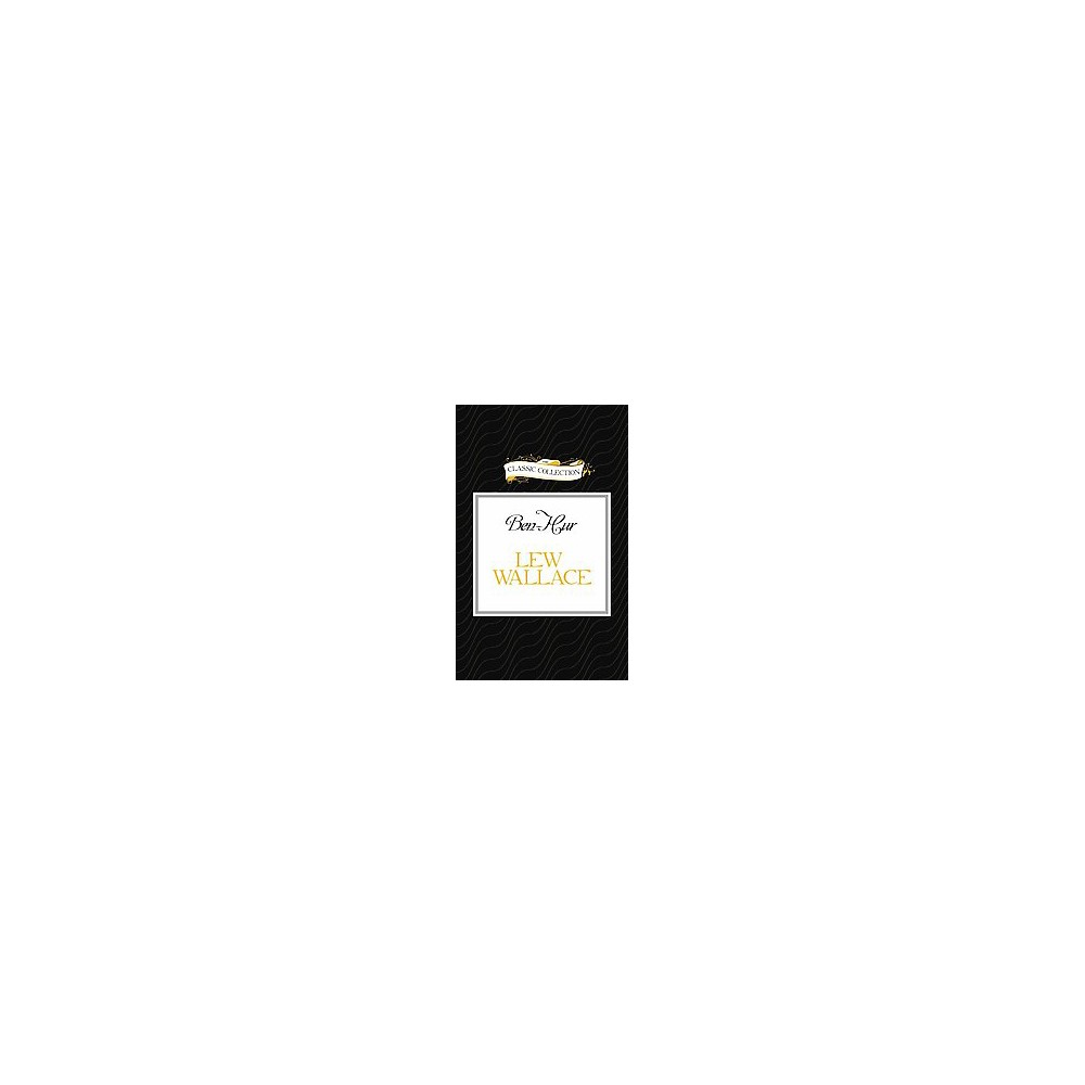 Ben-Hur (Unabridged) (CD/Spoken Word) (Lew Wallace)