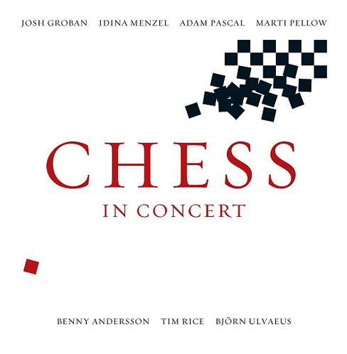 2008 London Concert Cast - Chess in Concert (2008 London Concert Cast) [Explicit Lyrics] (CD) - image 1 of 4