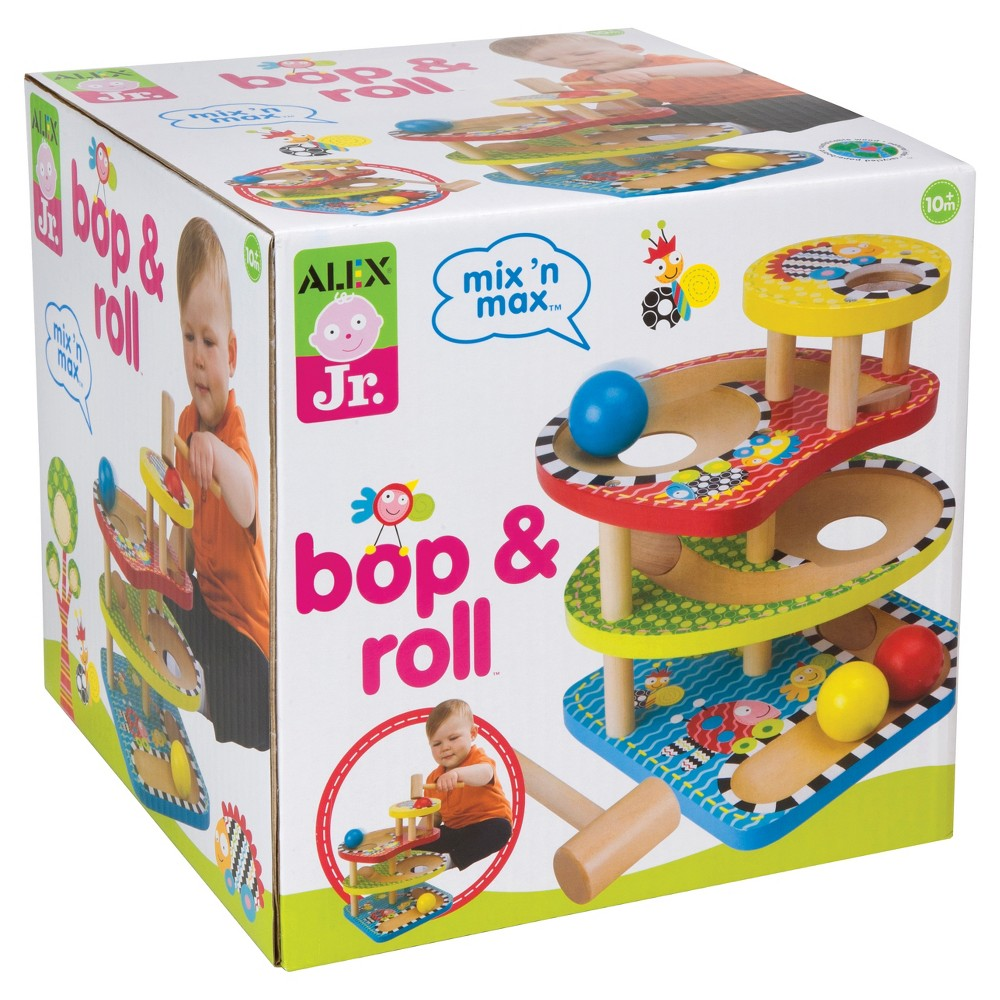 Alex Toys Bop And Roll, Stacking and Sorting Toys