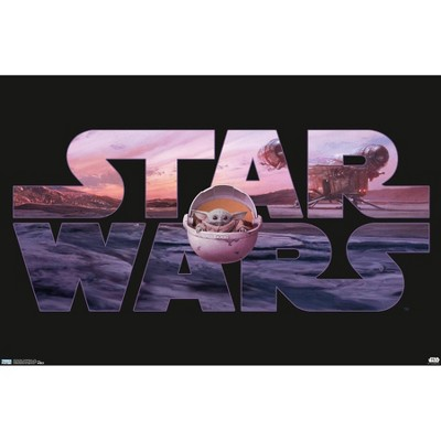 Star Wars: The Mandalorian - Pod (Baby Yoda) Premium Poster