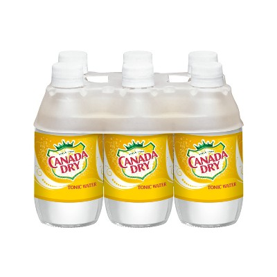 Soft Drinks: Canada Dry Tonic Water